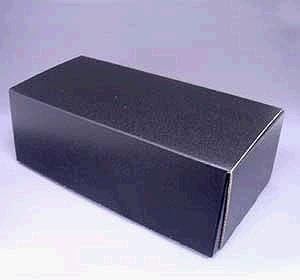やのまん ストレージボックス400(黒)
