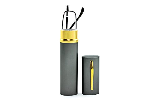 newbee-fashion-slim-compact-light-weight-spring-temple-reading-glasses-portable-aluminum-case-gunmet