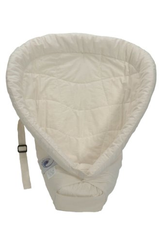 ERGObaby Heart2Heart Infant Insert, Natural