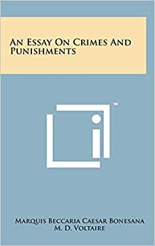 an essay on crimes and punishments crime and punishment essay examples