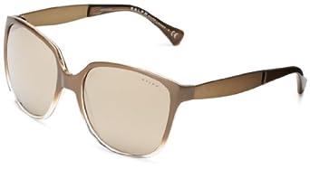 Ralph Lauren 0RA5173 121028 Square Sunglasses,Gold Crystal,56 mm
