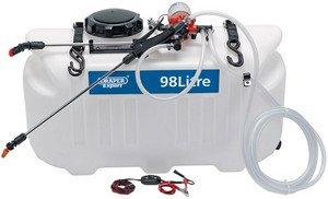 Draper Expert 34677 98-Litre 12-Volt DC ATV Broadcast Spot Sprayer
