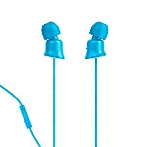 Belkin G1H1000bkPUR MIXIT PureAV 002 Headphones with Built-In Microphone (Purple) from Belkin Inc.