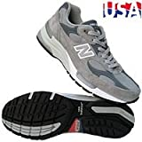 New Balance Men's M992 Running Shoe,Cool Grey,14 EE
