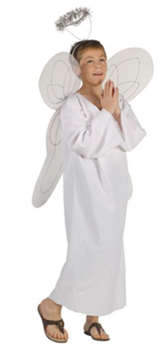 Angel Boy w/ Wings - Child Large Costume