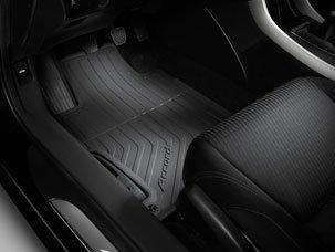 2013 Honda Accord Coupe Genuine OEM 08P13-T3L-110 All Season Floor Mats