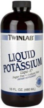 TwinLab - Liqui-K (potassium liquide), 99 mg,