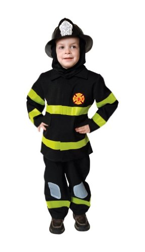 Fire Fighter Costume - Child Costume