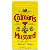 Colman's Dry Mustard Powder 16 oz