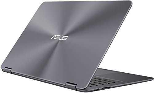 ASUS UX360CA 13.3-inch Flip Laptop (Core M3,, 8GB DDR3, 512GB SSD) with Windows 10