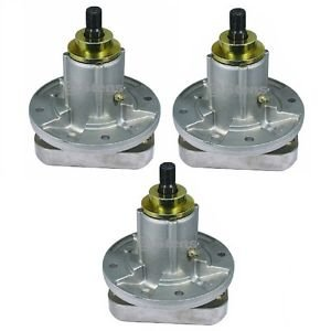 John Deere Spindle Set of 3 L120 L130 GY20050 GY20785 from Rotary aftermarket for John Deere