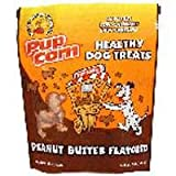 Pup Corn Dog Snack - Peanut Butter - 5 oz.