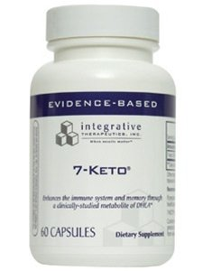 Integrative Therapeutics 7-Keto DHEA, 60 Capsules