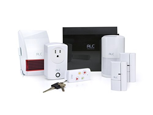 ALC AHS616 Connect Wireless Security System Starter Kit (White)