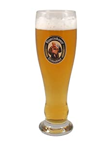 Franziskaner Weissbier Wheat Beer Glass .3 L by The Daily Pint