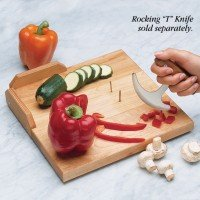 Deluxe Maple Cutting Board front-537926