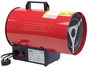 Draper 19751 Propane Heater 12KW / 40KBTU