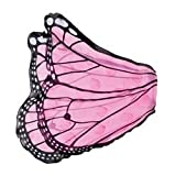 Fanciful Butterfly Wings, in Pink