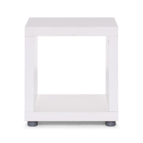 Zeller 13900 Partition Shelf 1 Compartment 44 x 35 x 44 cm White