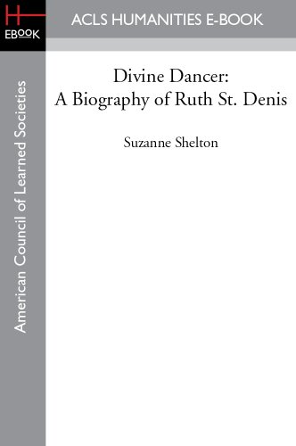 Divine Dancer: A Biography Of Ruth St. Denis