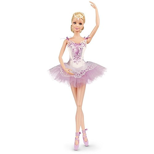 barbie-collector-doll-pink-label-ballet-wishes-deluxe-doll-for-your-little-ballerina-toy