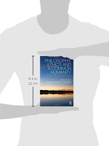 Philosophy, Ethics and a Common Humanity: Essays in Honour of Raimond Gaita