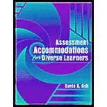 img - for Assessment Accomodations for Diverse Learners book / textbook / text book