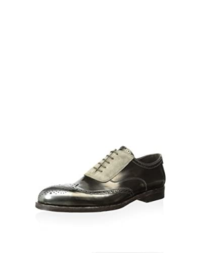 Alexander McQueen Men's Dress Wingtip