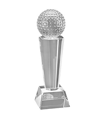 Badash Crystal Optical Crystal Golf Trophy