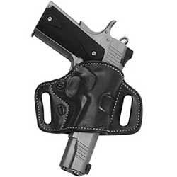 New El Paso High Slide Holster Right Hand Black 2