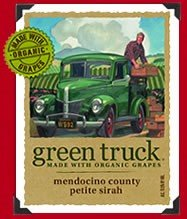 Green Truck Petite Sirah Organic 750Ml