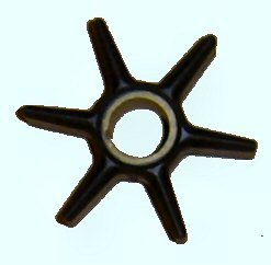 Impeller for Mercruiser Alpha One Generation II and some Mercury Outboards replaces 47-43026T2