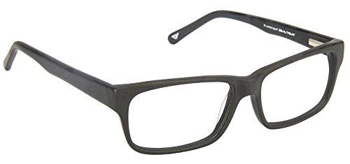 Vincent Chase VC 6466 Matte Black C1 Eyeglasses(102932)