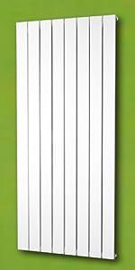 Design Paneelheizkörper Heizkörper Badheizkörper 180 x 60 mit Mittelanschluss
