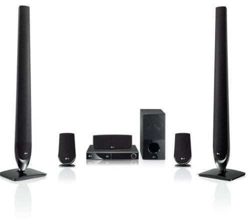 LG HX806PH 5.1 Ch Blu-ray Home Cinema System