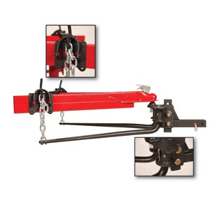 Read About Ultra-Fab Products 35-946226 Round Bar Weight Distribution Hitch - 1000 lb. Capacity