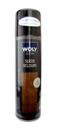 (ウォーリー)WOLY スエードカラーフレッシュスプレー (栄養・防水スプレー)