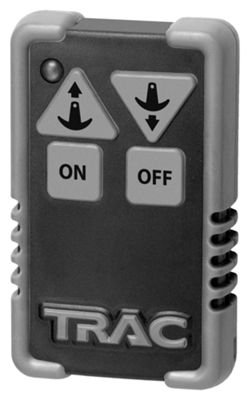 Trac T10116 Anchor Winch Wireless Remote Kit