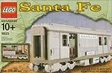 LEGO Santa Fe Train Cars Set I (10025)