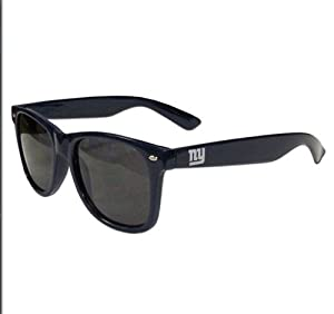 New York Giants Sunglasses - Wayfarers by Hall of Fame Memorabilia