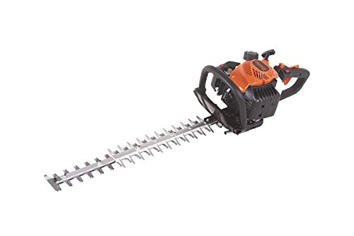 Tanaka TCH22EBP2 21cc 2-Cycle Gas Hedge Trimmer with 24-Inch Commercial Double-Sided Blades (Commercial Gas Trimmers compare prices)