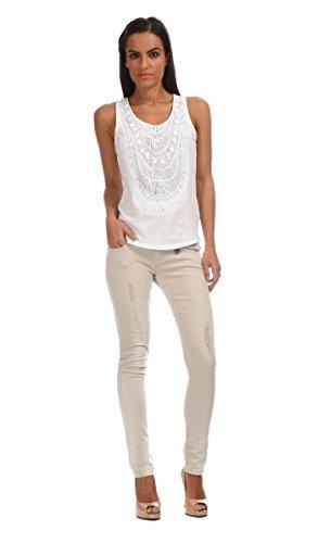 Deeluxe -  Jeans  - Donna Grigio grigio