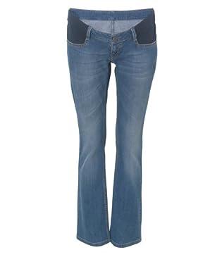 Maternity Under Bump Boyfriend Fit Jeans