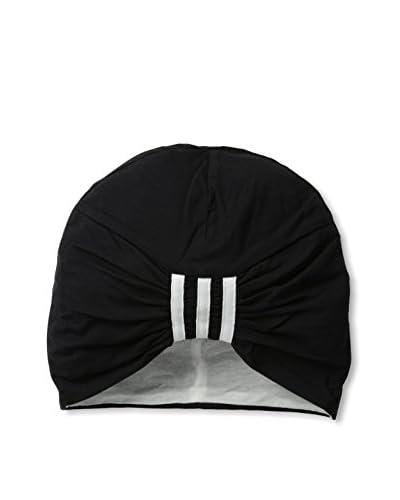 adidas Y-3 by Yohji Yamamoto Women's Knit Beanie, Black/Running White