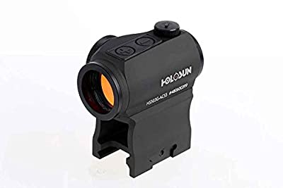 Holosun Micro Red Dot Sight - ACSS BDC Reticle - NV Compatible HS503G-ACSS by Holosun