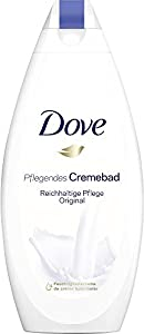 Dove Bain Crème Riche 750 ml - Lot de 4