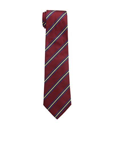 Hackett London Cravatta Seta [Granato]