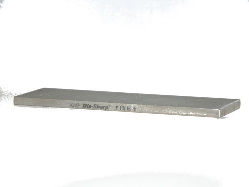 Dmt D6Fx 6-Inch Dia-Sharp Double-Sided Fine/Extra-Coarse Bench Stone