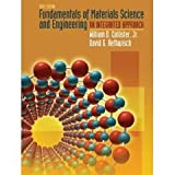 img - for Fundamentals of Materials Science & Engineering + Wileyplus Package book / textbook / text book