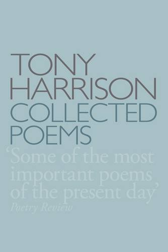 the poetry of tony harrison essay There are many indications within the poetry of tony harrison that he considers his work within the context of the canon  order a unique custom essay on which is .